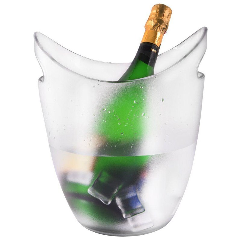 Eiswürfelbehälter Eiswürfeleimer Eiskübel für Champagner Wein
