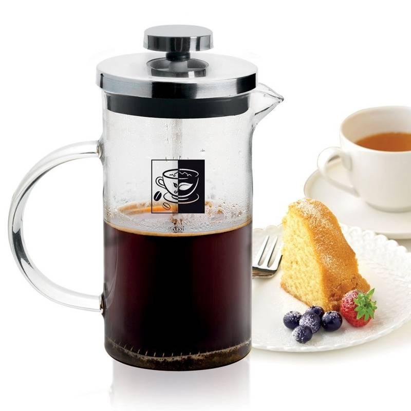 Kaffeebereiter Teebereiter aus Glas 1,0l
