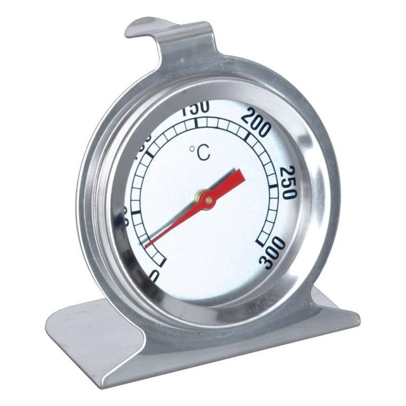 Ofenthermometer Backofenthermometer Backen Edelstahl Bratenthermometer